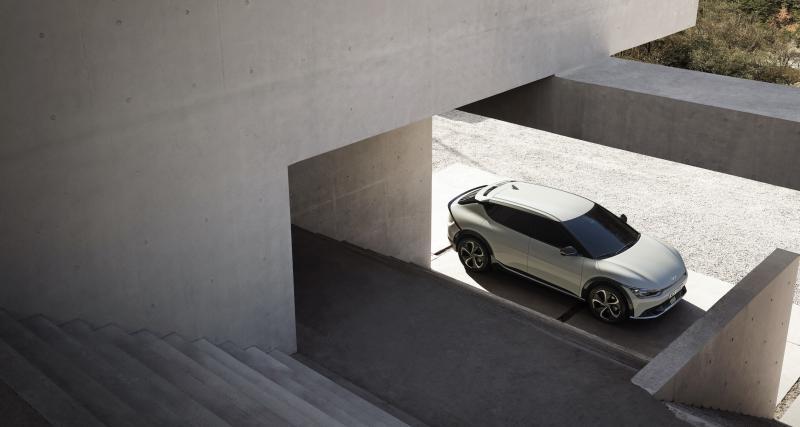 Nouveau Kia EV6 (2021) : le crossover électrique en 3 points