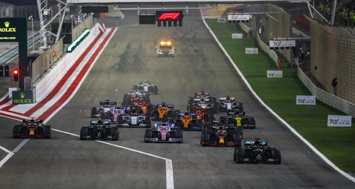 Grand Prix de Bahreïn de F1 : horaires et programme TV