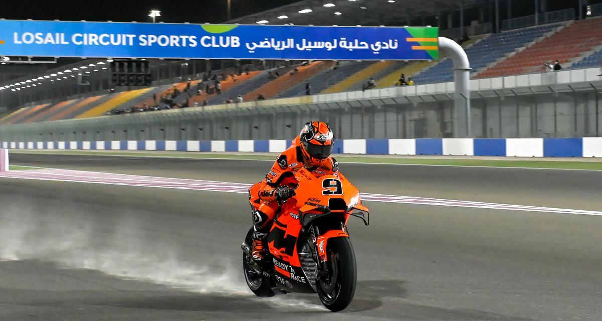 Grand Prix du Qatar de MotoGP : horaires et programme TV