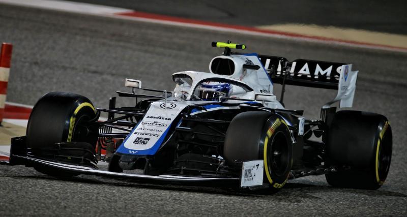 F1 - Nicholas Latifi : l'historique du pilote Williams à Bahreïn