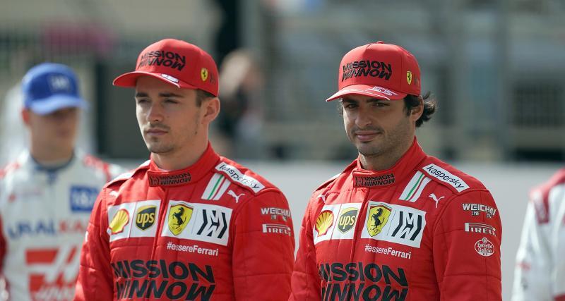 Scuderia Ferrari : Leclerc et Sainz se la donnent à Imola au volant de superbes Ferrari SF90