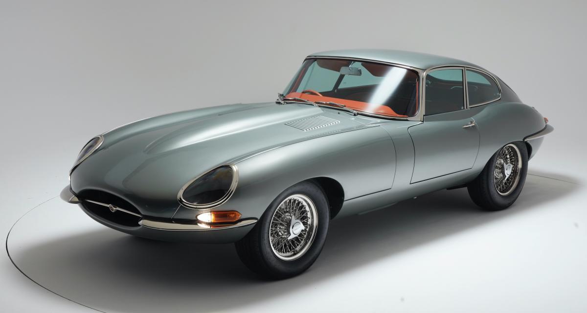 Jaguar Type E by Helm Motorcars : discrétion et tradition pour ce restomod d'exception