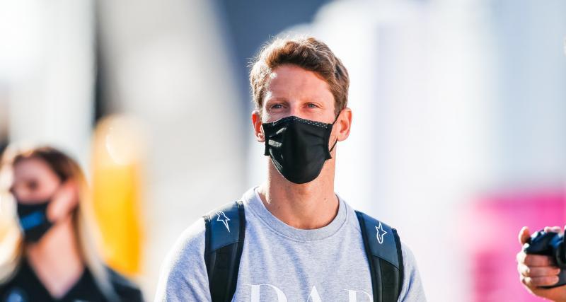 """Scuderia Ferrari - Romain Grosjean : Leclerc - Sainz """"une paire raisonnable"""""""