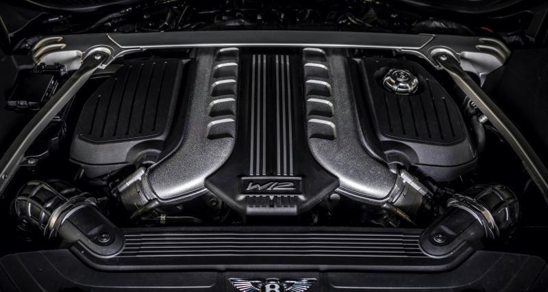 Un W12 plus puissant