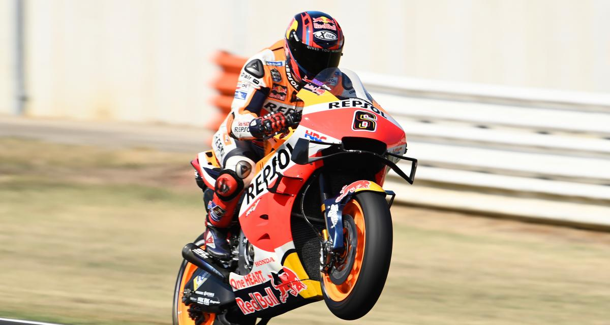 MotoGP - GP du Qatar et Doha : un Allemand pour remplacer Marc Marquez