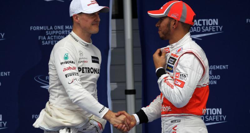 Sir Lewis Hamilton vs Michael Schumacher : ces records qu'il reste à battre