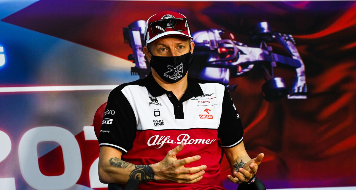 Le saviez-vous : le pilote de F1 le plus vieux en 2021 est Kimi Räikkönen