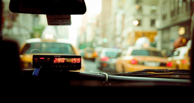 De multiples différences entre taxis et VTC