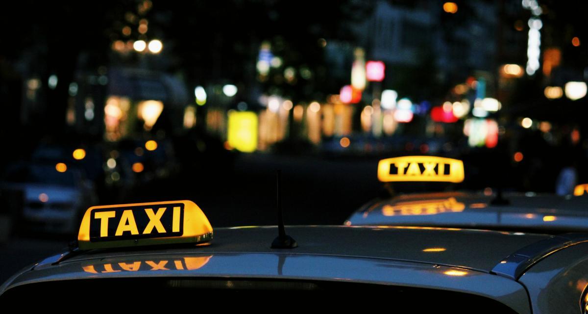 Les voitures préférées des taxis et des chauffeurs VTC