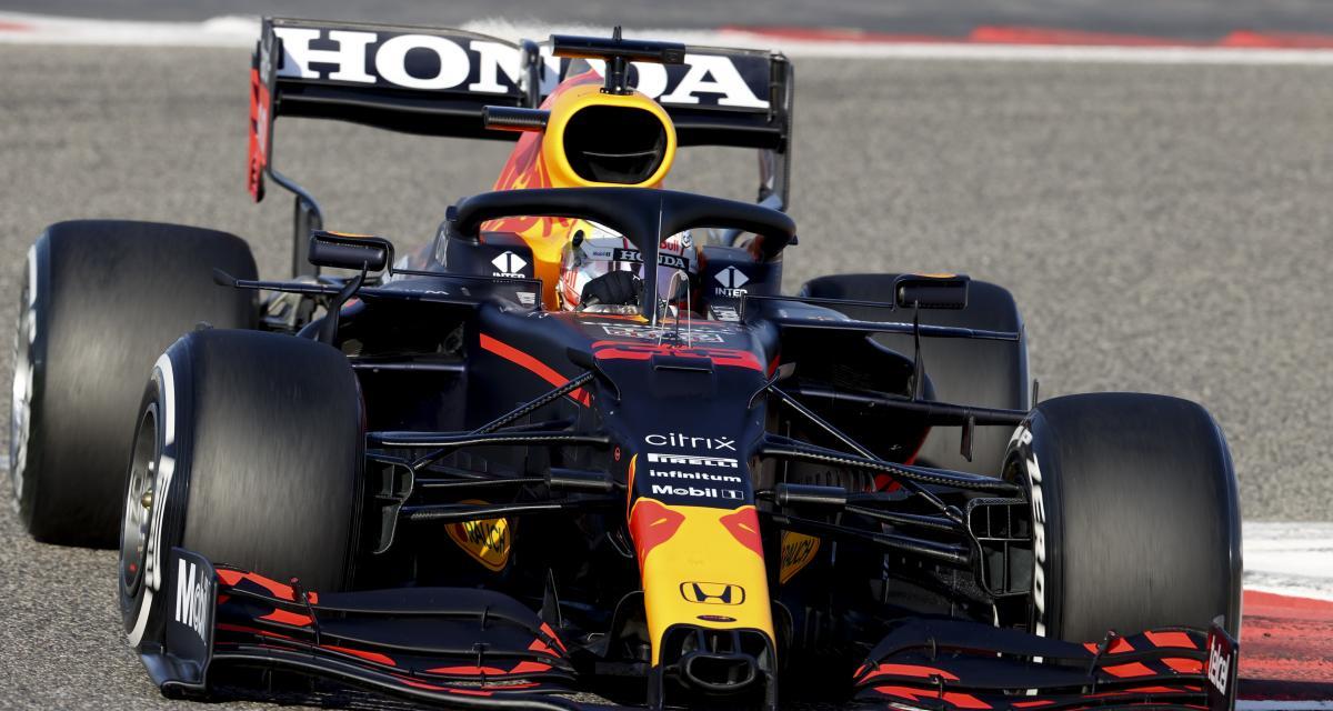 GP de Bahreïn de F1 : les résultats des essais libres 1