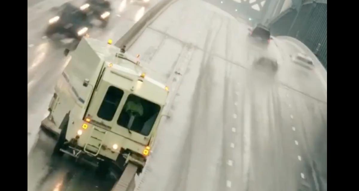 VIDEO - Voilà une invention qui pourrait bien révolutionner le trafic routier