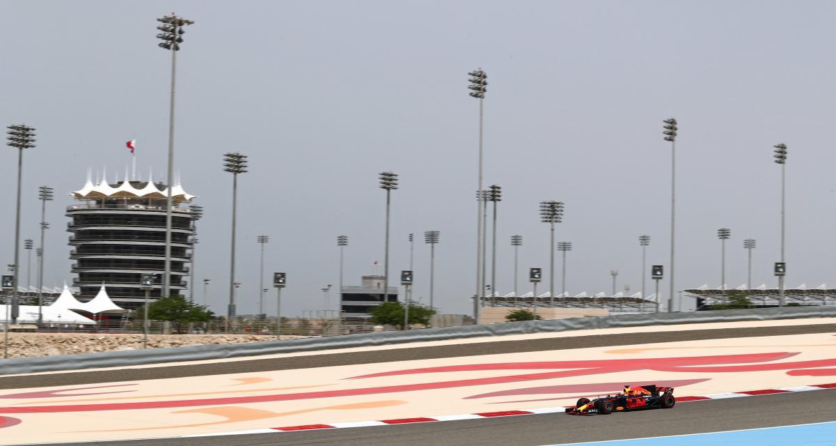 GP de Bahreïn: les résultats des essais libres 2