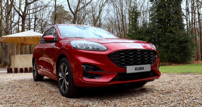 Essai du Ford Kuga full hybrid : plus avec moins, la solution hybride la plus simple