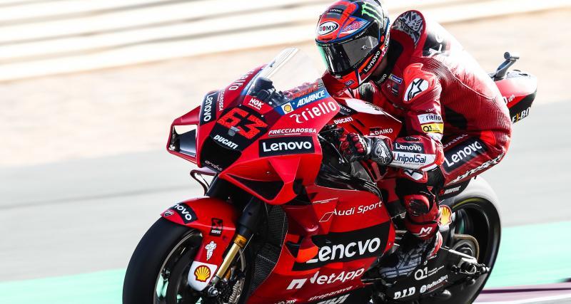 GP du Qatar de MotoGP : découvrez la grille complète de la course