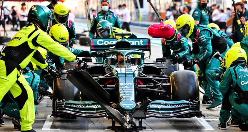 GP de Bahreïn de F1 : la toile s'enflamme pour le 1er départ de la saison