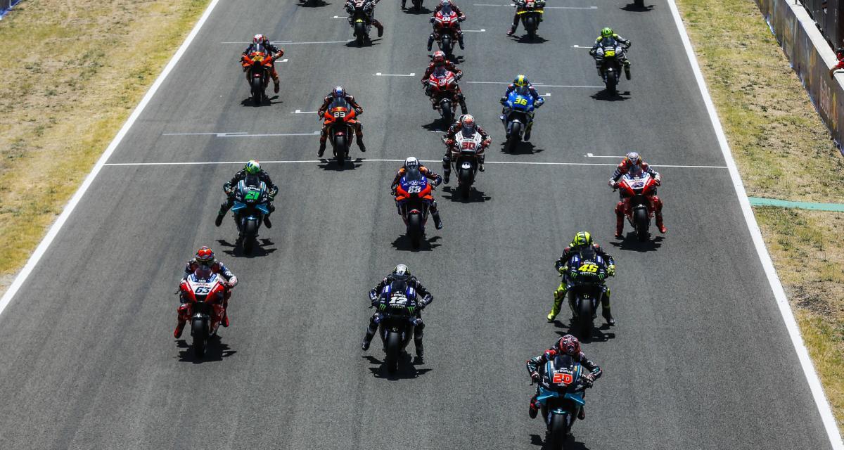 GP du Qatar de Moto GP : le classement final