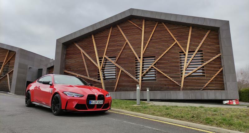 Essai de la nouvelle BMW M4 Competition (G82) : au nom du style, du drift et du six cylindres en ligne