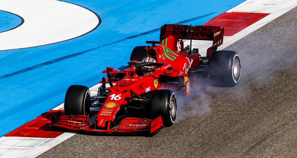 """GP de Bahreïn de F1- Charles Leclerc : """"le meilleur résultat qu'on pouvait faire"""" (vidéo)"""