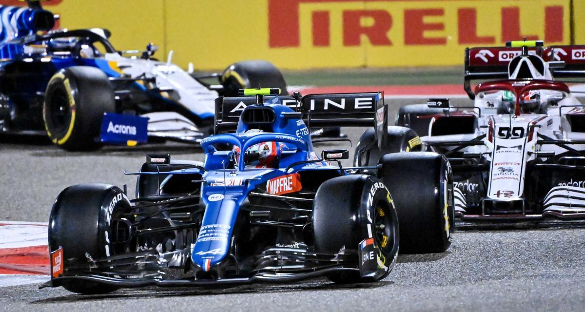 F1 saison 2021 : le classement constructeurs