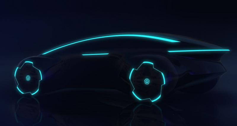 """Volkswagen met en avant """"Project Trinity"""", une future berline haut de gamme 100% électrique"""