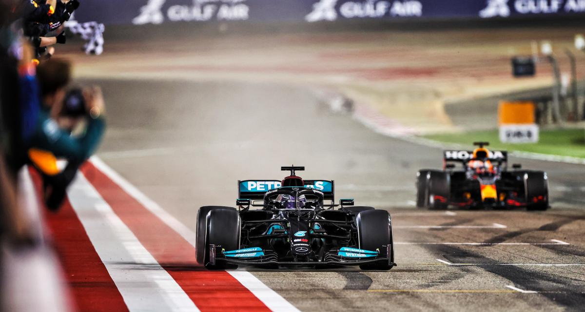 GP de Bahreïn de F1 : les meilleurs moments de la course en vidéo