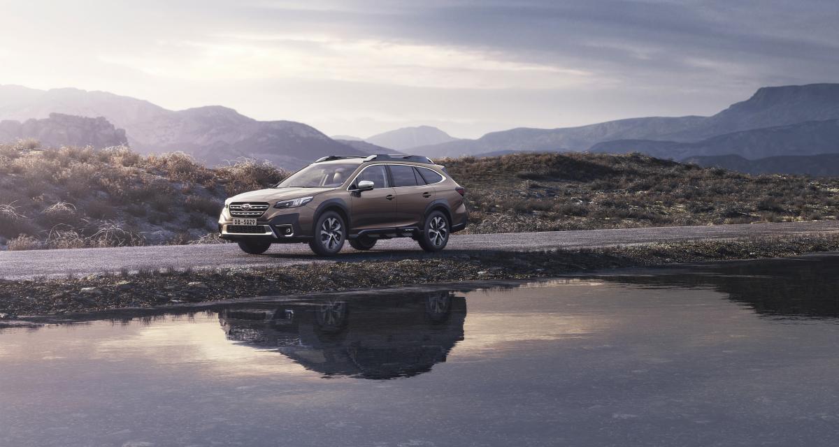 Subaru Outback (2021) : un break baroudeur fidèle à ses traditions