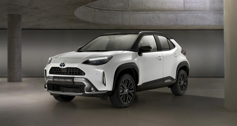 Une nouvelle finition Adventure pour la Toyota Yaris Cross Hybride