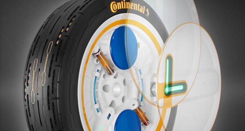Le pneu pour véhicule autonome sera encore plus performant