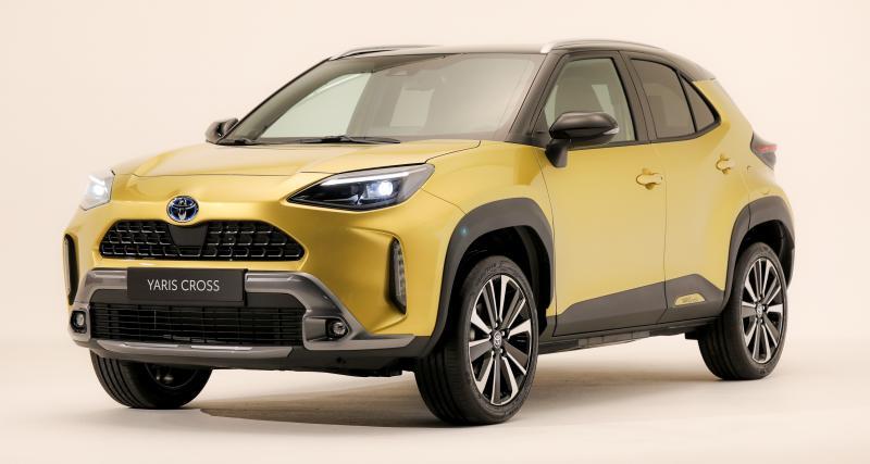 """Nouvelle Toyota Yaris Cross """"Première"""" (2021) : nos photos de la version de lancement"""