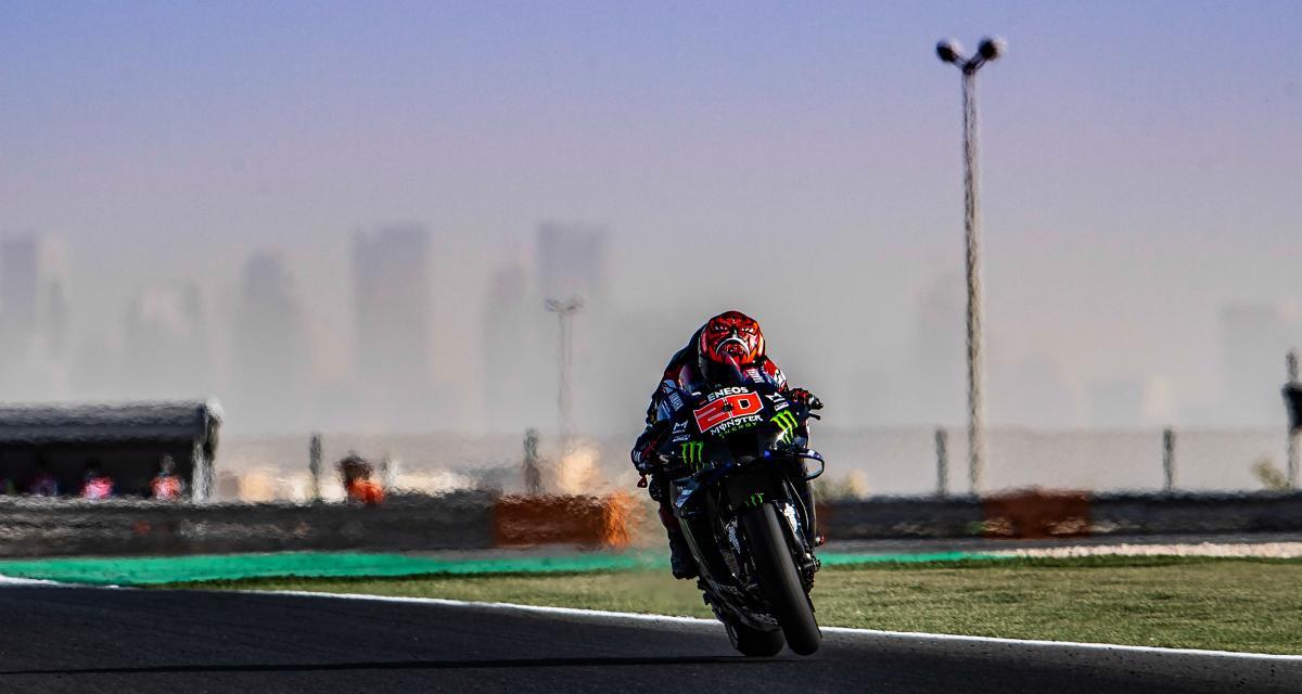 Grand Prix de Doha de MotoGP : horaires et programme TV