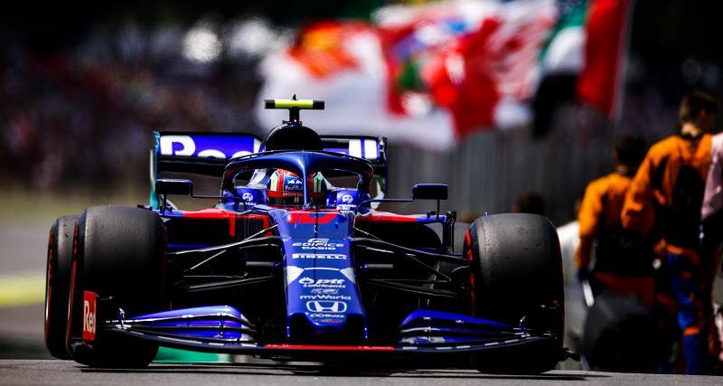 Formule 1 Toro Rosso STR14 à vendre : l'objet de collection ultime !