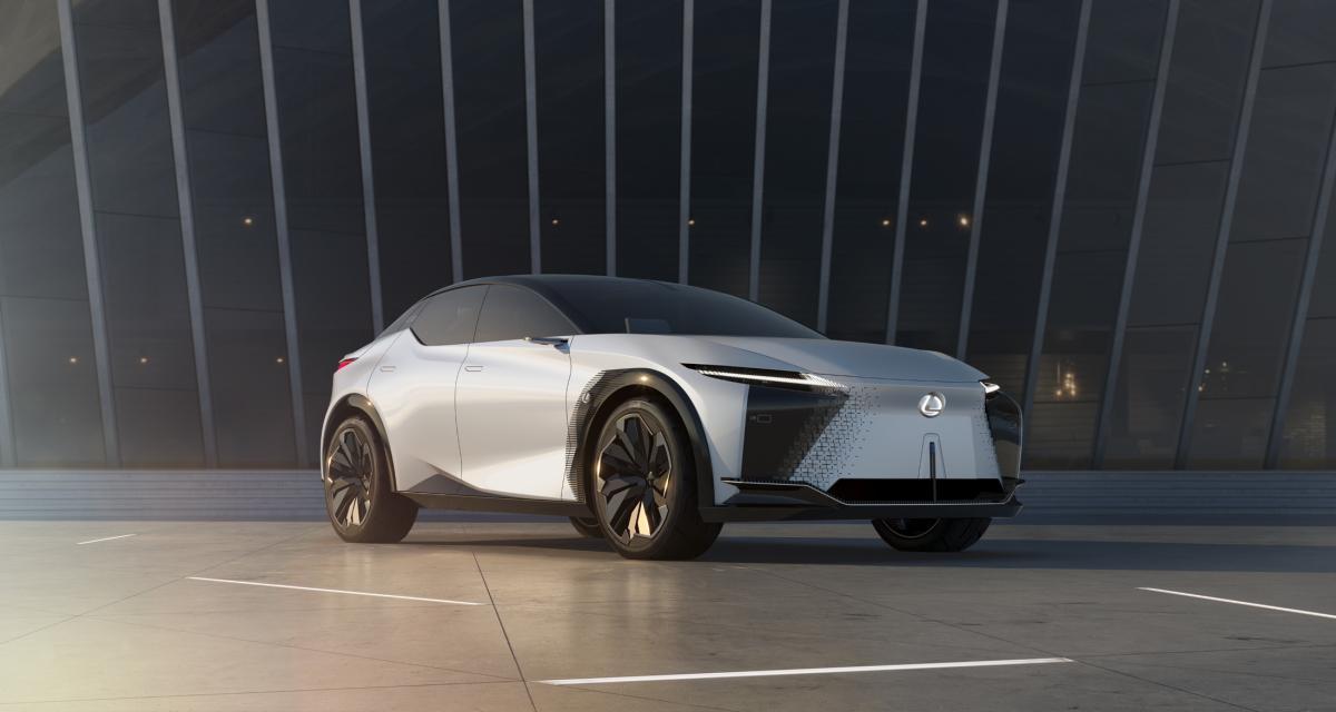 Lexus LF-Z Electrified : le nouveau concept-car futuriste et engagé du constructeur nippon