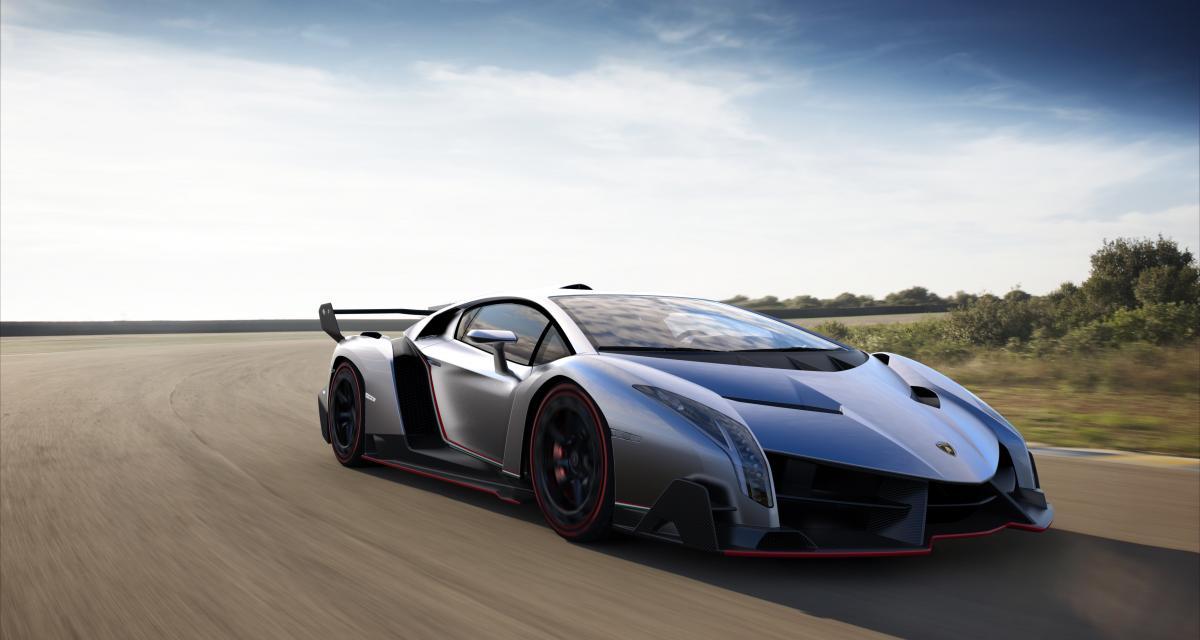 Le saviez-vous : la Lamborghini la plus rapide du monde peut atteindre les 355 km/h