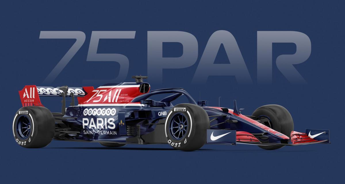 Un Twittos transpose la L1 à la F1 : le résultat est vraiment pas mal