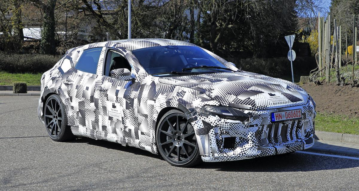 Ferrari Purosangue : le futur SUV aperçu sous camouflage