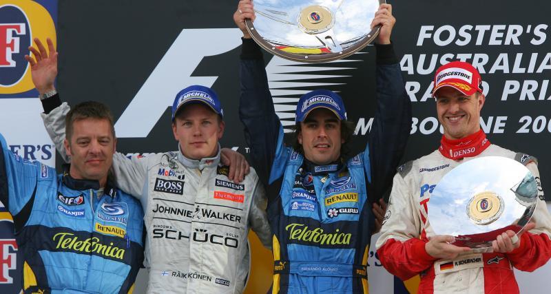 Il y a 15 ans… le dernier podium de Ralf Schumacher en F1