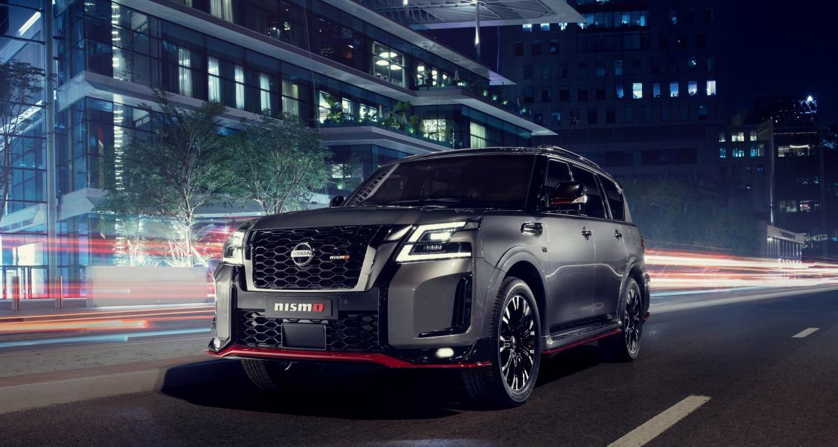 Nissan Patrol Nismo (2021) : le nouveau joujou des rois du pétrole
