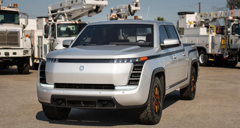 Lordstown Endurance : le pick-up 100% électrique qui pourrait faire la différence
