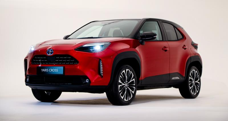 Toyota Yaris Cross (2021) : nos photos de la finition Collection