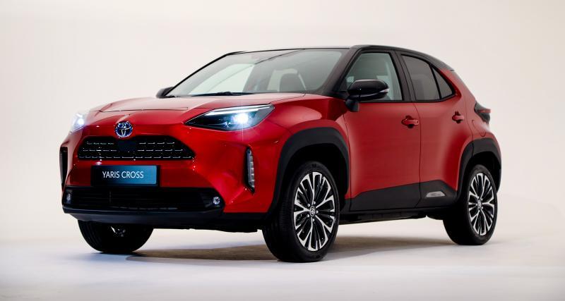 Toyota Yaris Cross (2021) : nos photos de la finition Collection