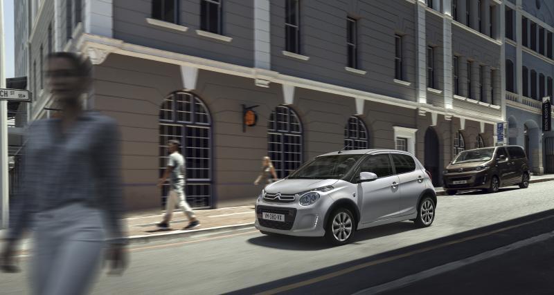 Nouvelle Citroën C1 Millenium (2021) : une nouvelle série spéciale à partir de 14.850€