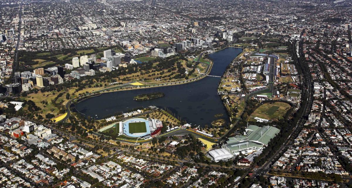 GP d'Australie de F1 : Melbourne dévoile un nouveau tracé plus rapide de 5 secondes