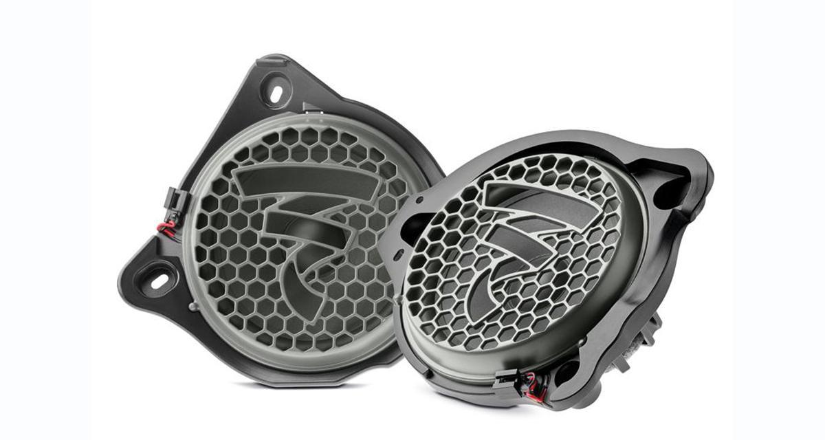 Focal commercialise une paire de subwoofers « plug and play » pour certaines Mercedes