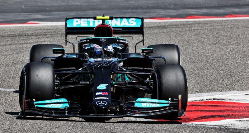 GP de Bahreïn de F1 : Mercedes explique les causes de l'arrêt raté de Bottas