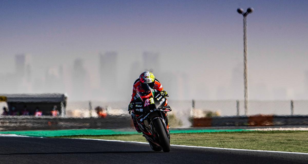 Essais libres 1 du GP de Doha de MotoGP : les résultats