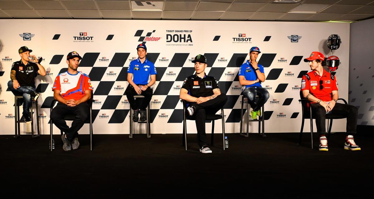 MotoGP, GP de Doha : les premiers mots des pilotes à la veille du deuxième GP de la saison