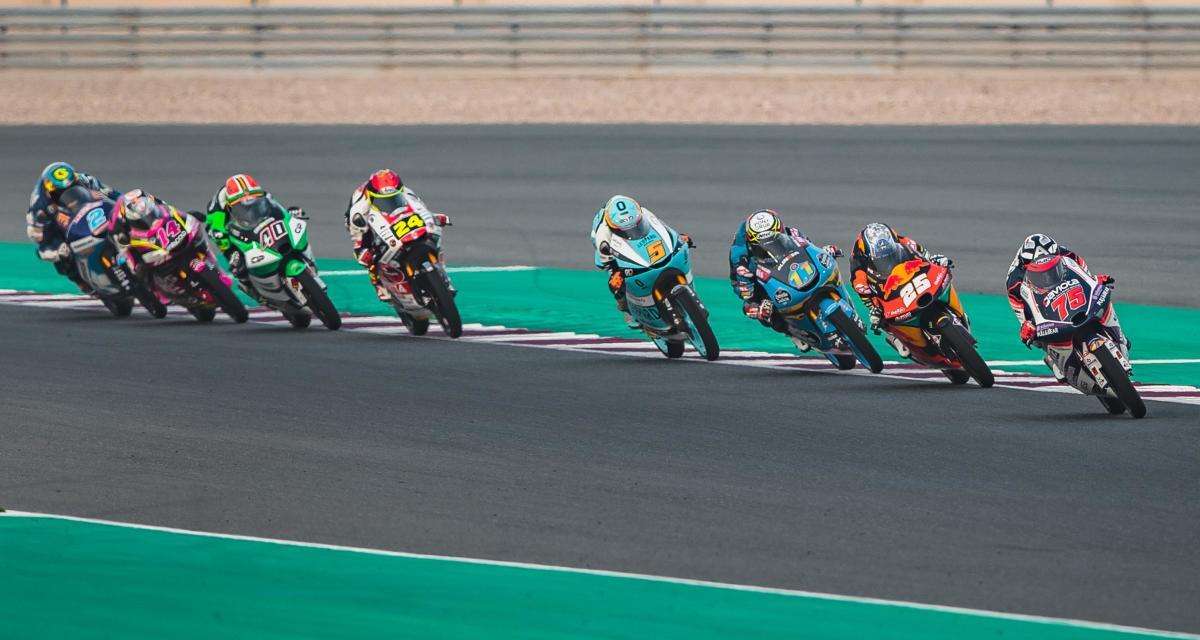 Essais libres 2 du GP de Doha de Moto3 : les résultats