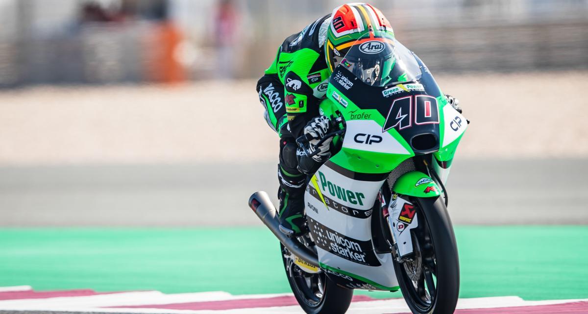 Essais libres 3 du GP de Doha de Moto3 : Les résultats