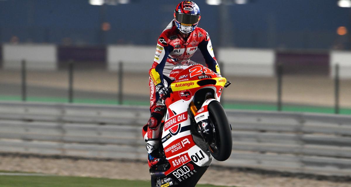 Essais libres 3 du GP de Doha de Moto2 : Les résultats