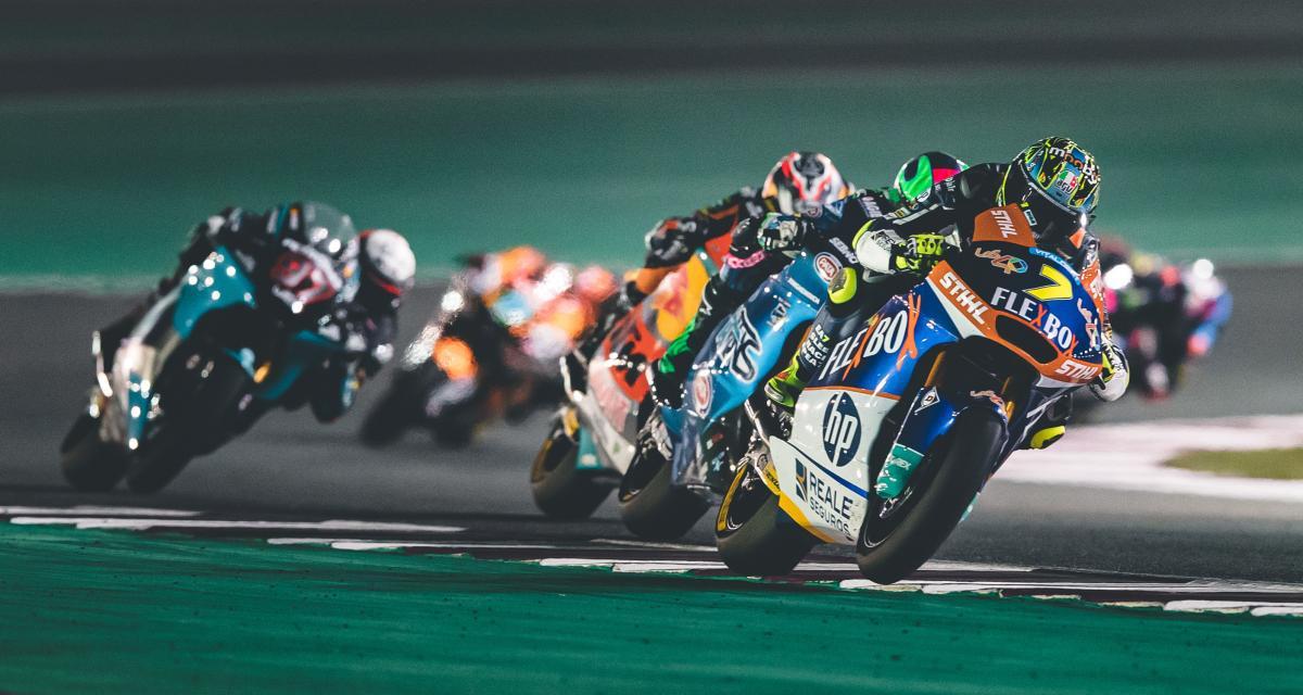 GP de Doha de Moto2 : les qualifiés pour la Q1